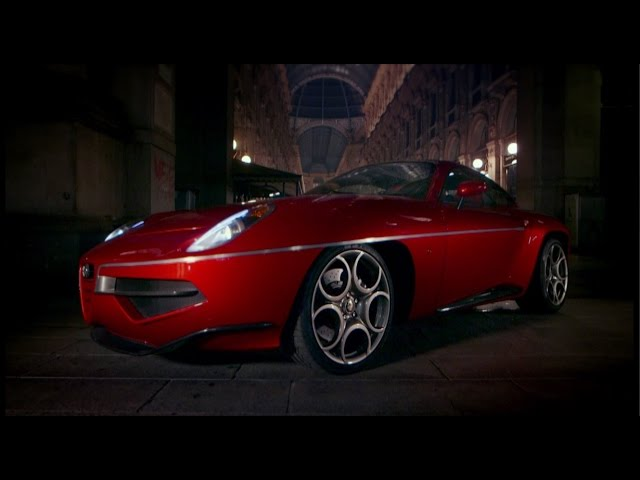 Alfa Romeo Disco Volante | Top Gear | Series 21 | BBC