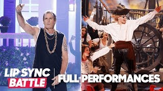 "Michael Bolton's ""Gangsta's Paradise"" vs. Pete Davidson's ""Jack Sparrow"" 