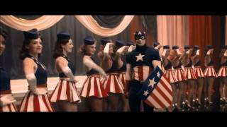 Star Spangled Man HD
