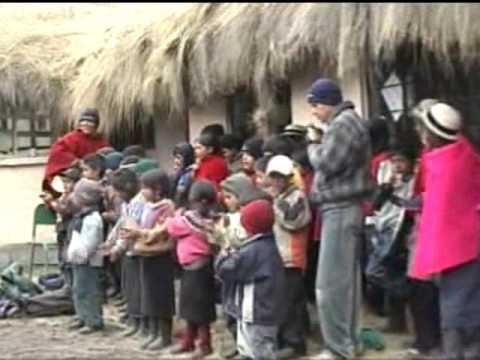 Ecuador, el Chimborazo (EG-6))