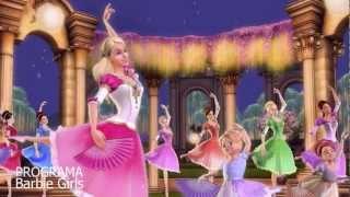 Barbie e as 12 Princesas Bailarinas - Brilhar (AUDIO)