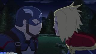 Os Vingadores: A Revolução de Ultron - Vingadores Vs Poderosos Vingadores (1/2)