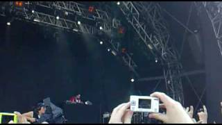 kid cudi- down & out and dat new new Live @ Openair Frauenfeld