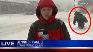 16 Mysterious Creatures Caught on LIVE TV
