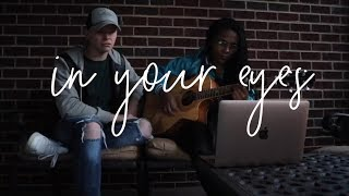 In Your Eyes - Hillsong Young and Free cover by Jillana Jones feat. Jack Todd