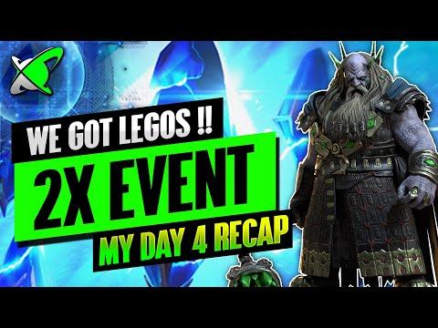 WE GOT GOLD !! | 2X Ancients | Underpriest Brogni Day 4 Recap | BGE's Guides | RAID: Shadow Legends