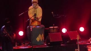 Tinariwen à Montréal, avril 2017 Part 2/2