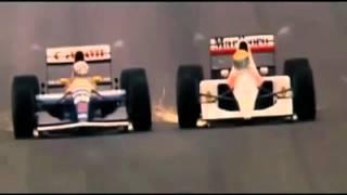 Tributo Ayrton Senna - 18 años desde su muerte
