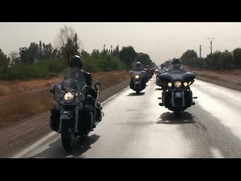 Morocco Tour on Harley-Davidson motorcycles