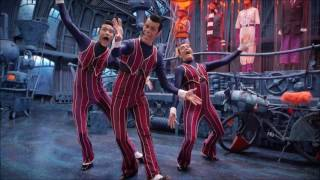 We are Number One but Mp3 to MIDI to Mp3