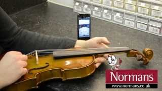 How To - Tune A Violin