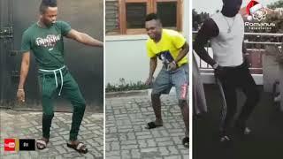 Diamond Platnumz Ft Maromboso & Harmonize - Makulusa Dancing Challenge -.MP4 width=