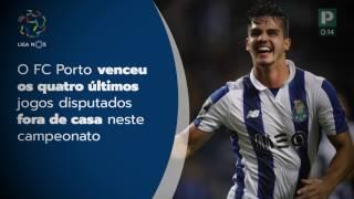 30 Segundos com Playmaker - FC Porto antes do clássico na Luz