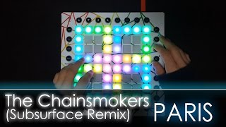 Paris - The Chainsmokers (Subsurface Remix)   Launchpad Cover