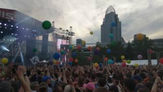 "30 SECONDS TO MARS ""Kings and Queens"" in 4K - Bunbury Music Festival in Cincinnati on June 5, 2017"