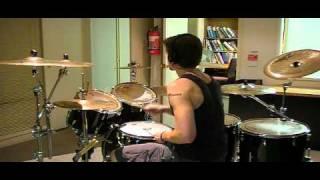 Silverchair - Madman (drum cover)