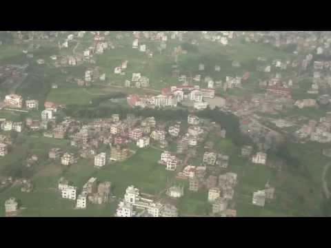 Nepal – Landing in Kathmandu