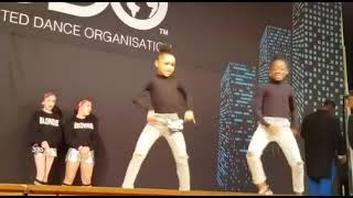 On Stage At Udo Movement