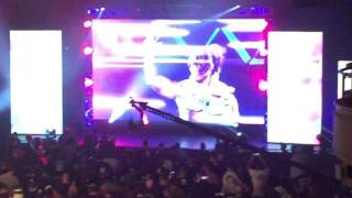 Hiroshi Tanahashi Entrance at ROH War Of The Worlds