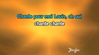 Karaoké Armstrong (Live - Zénith) - Claude Nougaro *