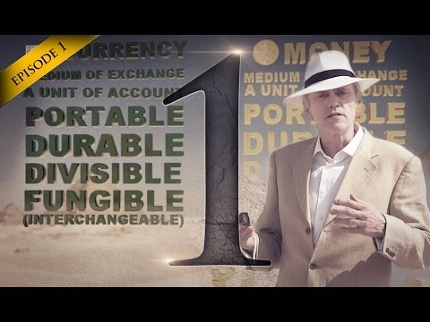 Thumbnail for Silver & Gold - Hidden Secrets Of Money Ep 1 - Currency vs Money - Mike Maloney