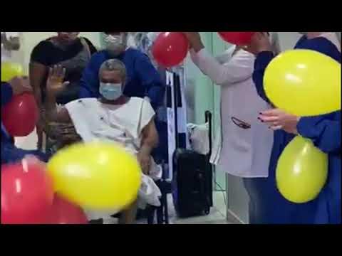 Paciente de Umuarama com 51 anos recebe alta da UTI de Goioerê - Cidade Portal