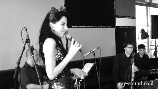 """Valerie"" - My Sound live band featuring Michal Shapira"
