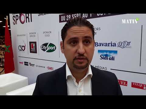 Conférence de presse de présentation de la 2e édition du salon international du sport et des loisirs