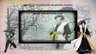 Bleach Ending 3 - Houki Boshi - Satsuki Yukino, Tomoko Kawakami [Shihoin Yoruichi, Suì Feng]