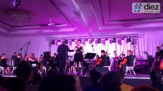 Chişinău Youth Orchestra - Cristina Pintilie - Cover - Indila - Dernière Danse