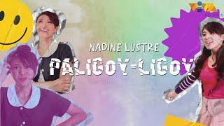 Paligoy-Ligoy (Lyric Video) - Nadine Lustre (DnP The Movie OST) width=