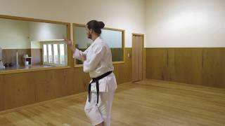 "Karate Kata ""Themes"""