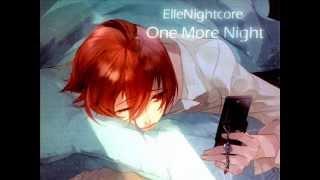 Nightcore - One More Night