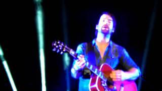 David Cook - Fade Into Me - Cincinnati, OH  11-7-11