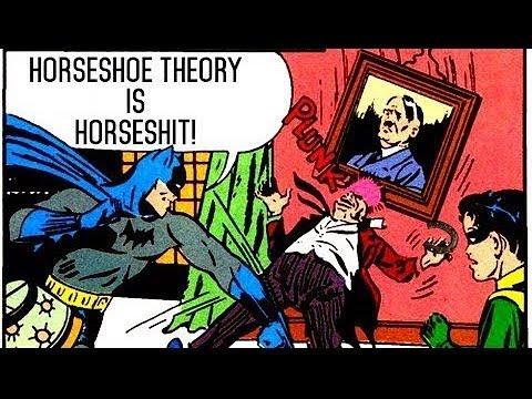 Horseshoe Theory Is Horseshit