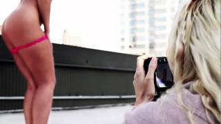 Behind The Lens | Ellen Stagg Featuring Stephy C.