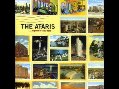 Alone In Santa Cruz de The Ataris Letra y Video