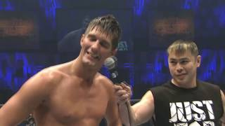 TAKA TRIES TO BUY ZACK SABRE Jr. A GIFT