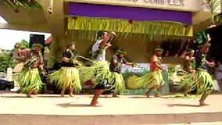 Island Men Dance: Pate Pate