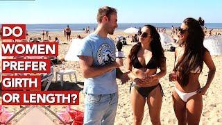 Do women prefer girth or length? width=