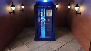 TARDIS model - Bigger on the inside