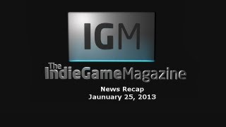 IGM News Recap- January 25, 2013