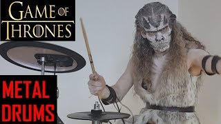 Drummer totally nails GAME OF THRONES intro