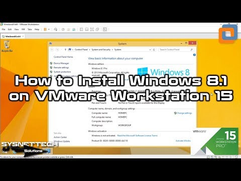 Win8 Setup Video