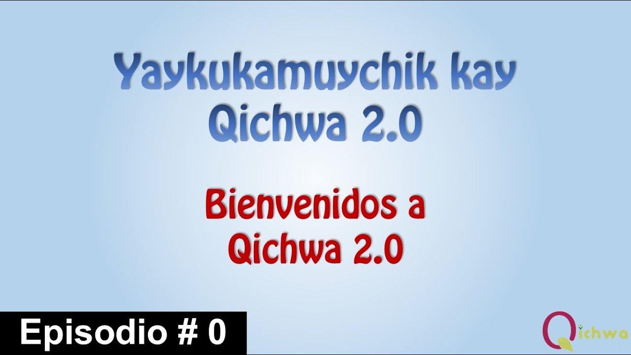Canal Qichwa 2.0