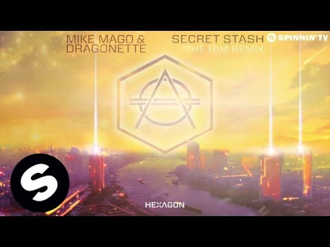 Mike Mago & Dragonette - Secret Stash (The Him Remix)