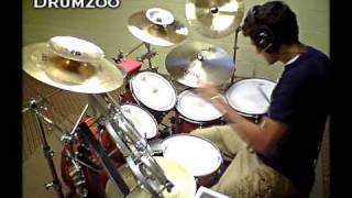 """Dynamite""- Taio Cruz- DRUM COVER / Remix ...(ayo, dynomite)"