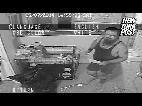 Cum se pregateste un criminal de tortura - video