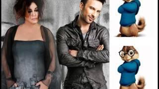 Tarkan feat Nazan Öncel - Hadi O Zaman - Alvin ve Sincaplar