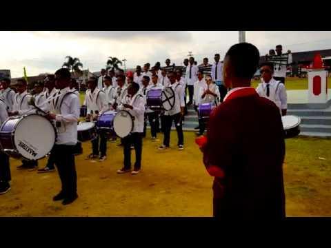 Drumband SMKS St Aloisius 17/08/2019